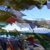 Prayer Flags Over Rio