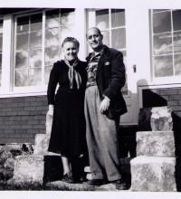 Uncle Joe and Aunt Anisoara